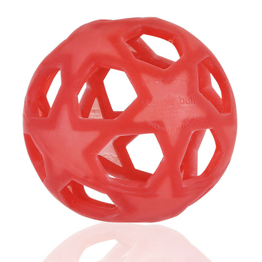 Star ball Hevea rouge