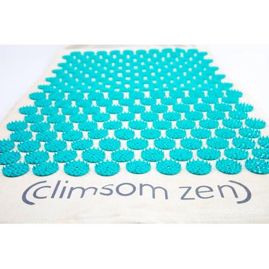 Tapis dacupression Climsom Zen - Bleu