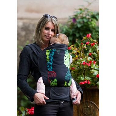 porte bébé physioogique Boba 4G jungle