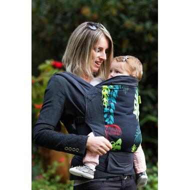porte bébé physiologique Boba 4g  jungle