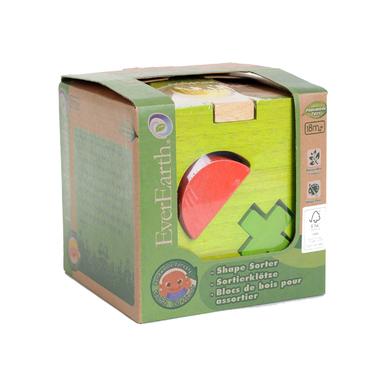 cubes à forme - boite