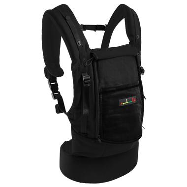 jpmbb - Porte-bébé  PhysioCarrier - Tablier Noir poche Noir