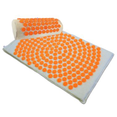 pack tapis shantimat orange