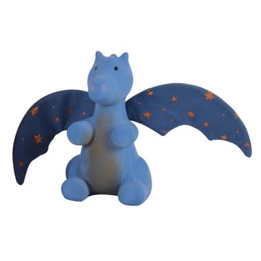 Dragon de nuit avec des ailes bleues Tikiri