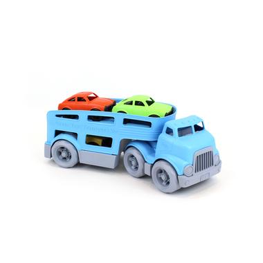 transporteur de voiture - Green Toys