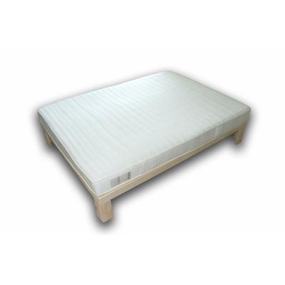 Matelas 100% latex biologique 17 cm - Bioconfort