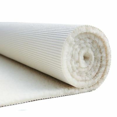 Tapis de yoga et de méditation en laine vierge