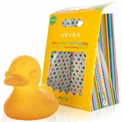 Jouet de bain ALFIE le grand canard