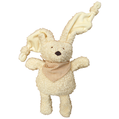 Doudou Rabby Shawl Brun Naturel - Keptin jr