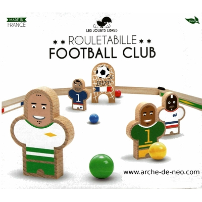 Jeu de Billes Football Club