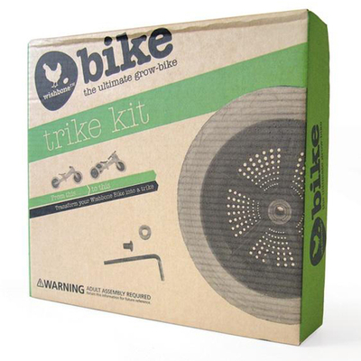 Kit Tricycle Wishbone Bike