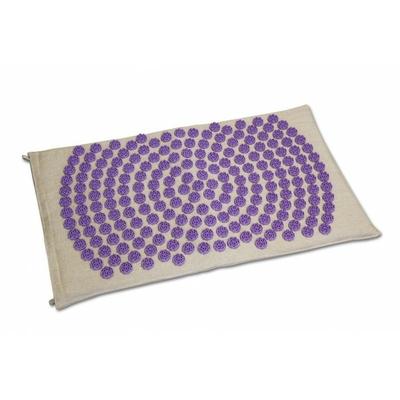 Tapis Fleur de Vie Shantimat Violet