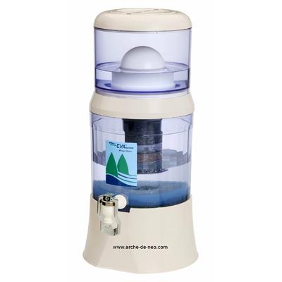 Fontaine filtrante 7 Litres - EVA - Distributeur d'eau