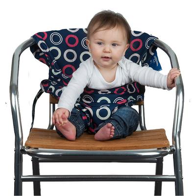 chaise nomade totseat blueberry si ge de voyage b b arche de n o. Black Bedroom Furniture Sets. Home Design Ideas
