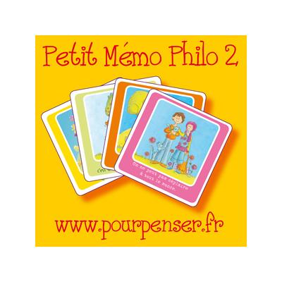 Petit Mémo Philo 2 - Pourpenser Éditions