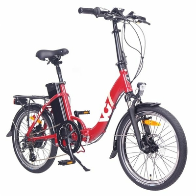 VG LAVIL Rouge - Vélo électrique pliant