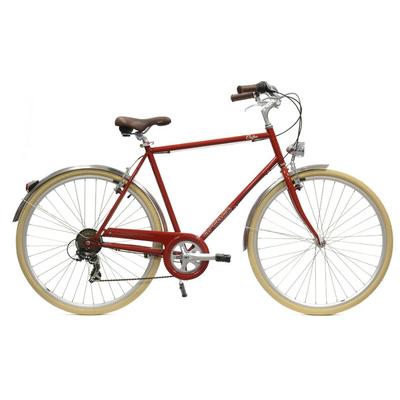 Coffee homme S6 Bordeaux - vélo de ville Arcade