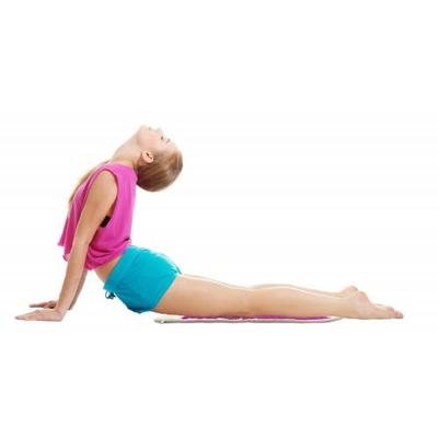 femme yoga tapis dacupression climsom zen violet