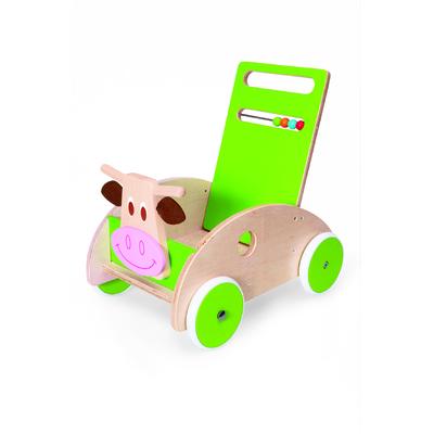 Chariot de marche Vache - Scratch Europe