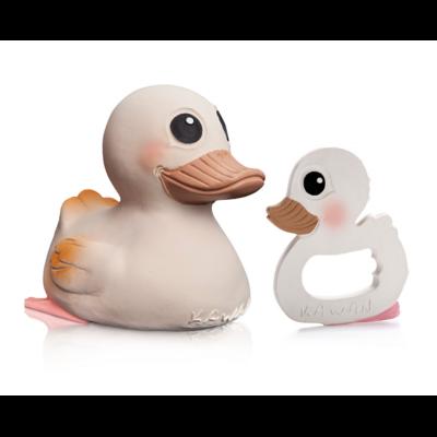 Jouet de Bain Kawan le canard et anneau de dentition
