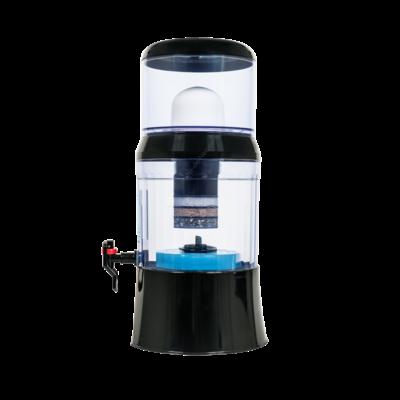 Fontaine EVA 700 NGB Noire avec magnétisation