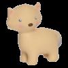 mon premier animal tikiri - renard - jouet de bain