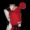 baby carrier Storchenwiege rouge