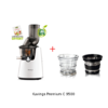 kuvgings 9500 et kit smoothie - blanc