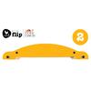 base  jaune mini flip