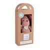 tikiri peluche chien coton biologique - boite