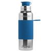 Gourde Pura sport isotherme acier inoxydable 650 ml  - Bleu acier -I22BMBS_1