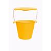 SEAU scrunch moutarde