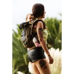 Porte-bébé JPMBB - PhysioCarrier Safari poche Olive - été