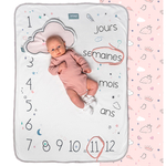 Couverture étape snap the moment Dusty Pink