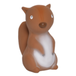 mon premier animal tikiri - ecureuil  - jouet de bain