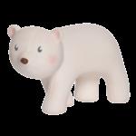 mon premier animal tikiri - ours polaire - jouet de bain