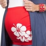 1437-bandeau-de-grossesse-hibiscus-rouge