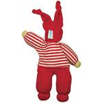 poupée waldorf boyo rouge