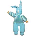 poupée waldorf boyo bleu