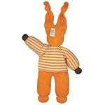 poupée de chiffon waldorf orange keptin