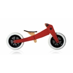 Wishbone Bike rouge - draisienne 3 en 1