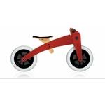 Wishbone Bike - draisienne en bois 3 en 1 rouge