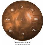 zenko harmony tongue drum
