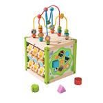 Mon premier cube d'activité - Multi jeux