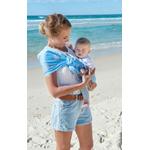 Porte-bébé Sling - Sukkiri - Bleu Ciel