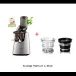kuvgings 9500 et kit smoothie - gris