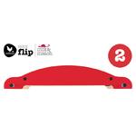 base  rouge mini flip