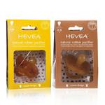 boite tétine ronde couronne HEVEA - 0 - 3 mois