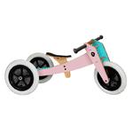 draisienne wishbone bike 3 en 1 rose - pink