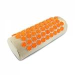 coussin d'acupression fleur de vie shantimat orange